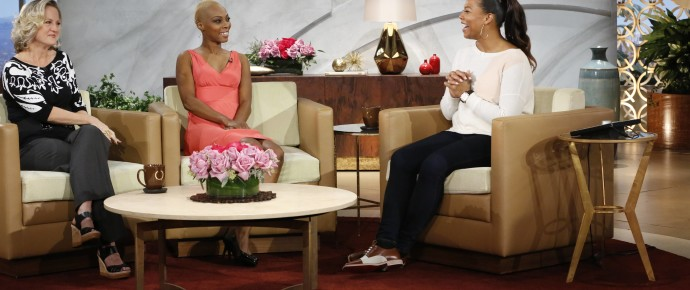 The Queen Latifah Show, Season 2, Episode 2054